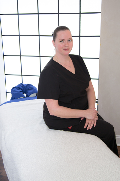 CHRISTINA :: Licensed Massage Therapist
